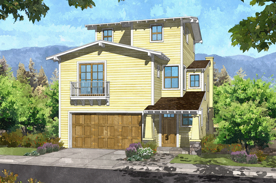 Pacifica Craftsman front page