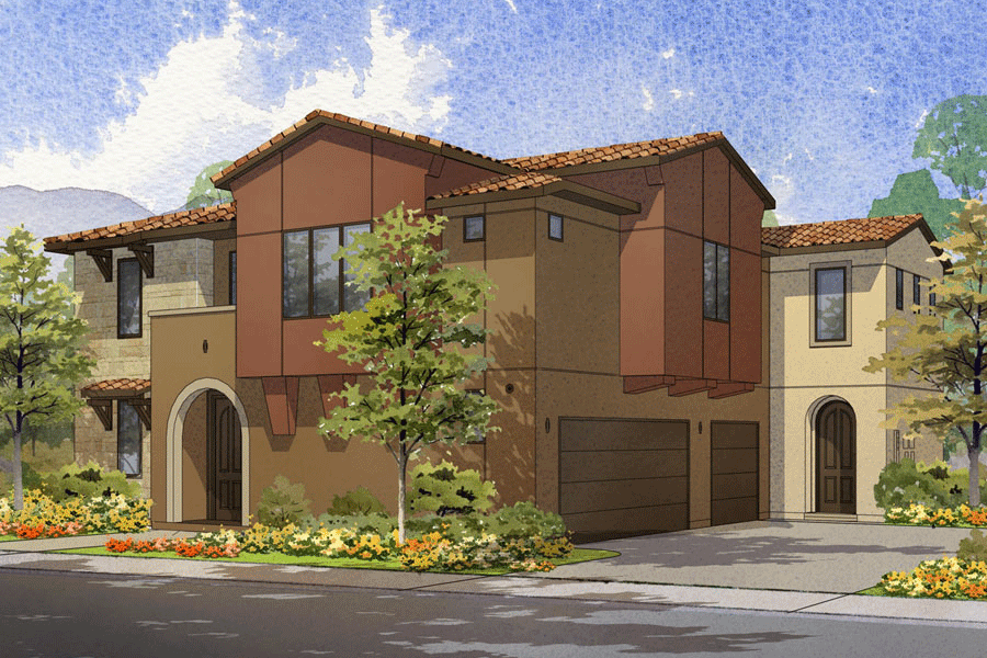 Laguna rendering front page